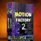 Motion Factory 2.40 After Effects and Premiere Pro Free Download for Windows and macOS