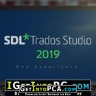 SDL Trados Studio 2019 SR1 Professional 15.1.0.44109 Free Download