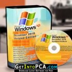 Windows XP Professional SP3 December 2018 Free Download