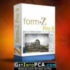 Form-Z Pro 8.6.4 Build 10237 Free Download