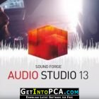 MAGIX Sound Forge Audio Studio 13 Free Download