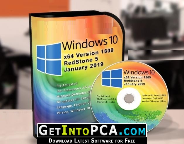 windows 10 pro free upgrade 2019
