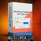 Milestones Professional 2017 Rev 2019 Free Download