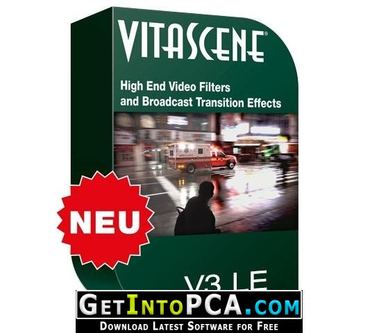 Prodad vitascene 3. 0. 258 repack x64 free download pc wonderland.