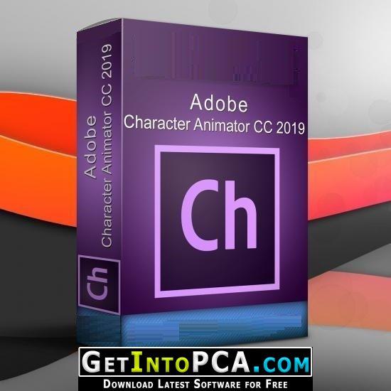 Adobe Character Animator CC 2019 2 1 Free Download