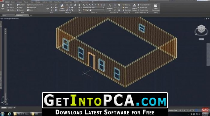 AutoCAD Architecture 2020 Free Download