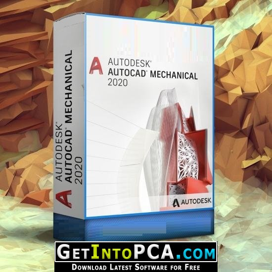 AutoCAD Mechanical 2020 Free Download