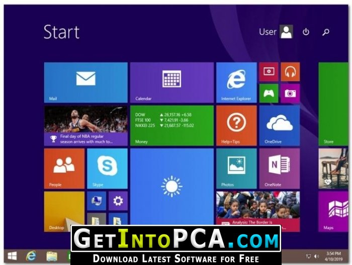 Windows 8 1 Pro Iso April 2019 Free Download