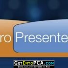 ProPresenter 6 Free Download Windows and MacOS