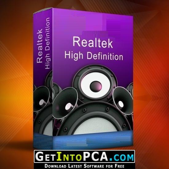 Realtek High Definition Audio Drivers 6 0 1 8688 1 WHQL Free