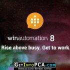 WinAutomation Professional Plus 8.0.4.5352 Free Download