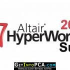 Altair HyperWorks 2019 Suite Free Download