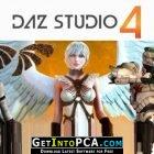 DAZ Studio Pro 4 Free Download