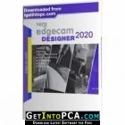 Vero Edgecam Desiger 2020 Free Download