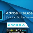 Adobe Prelude CC 2019 8.1.1.38 Free Download