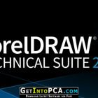 CorelDRAW Technical Suite 2019 Free Download