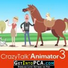 CrazyTalk Animator 3.31.3514.2 Pipeline Power Tools and Cartoon Solution Packs Bundle Free Download