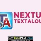 NextUp TextAloud 4.0.33 Free Download