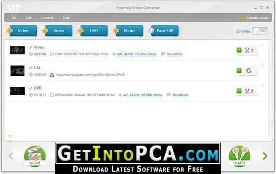 Freemake Video Converter 4 1 10 327 Free Download