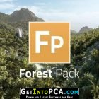 Itoo Forest Pack Pro 6.2.2 for 3ds Max Free Download