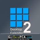 Desktop Calendar 2 Free Download