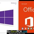 Windows 10 Pro with Office 2019 September 2019 Free Download