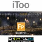 IToo Forest Pack Pro 6.2.2 Free Download with Libraries