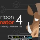 Reallusion Cartoon Animator 4 Pipeline Free Download Windows and macOS with Resource Pack
