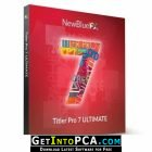 NewBlueFX Titler Pro 7 Ultimate Free Download