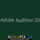 Adobe Audition 2020 13.0.1.35 Free Download macOS