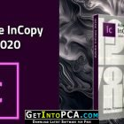 Adobe InCopy CC 2020 15.0.1 Free Download macOS