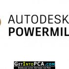 Autodesk PowerMill Ultimate 2020.2 Free Download