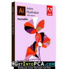 Adobe Illustrator CC 2020 Portable Free Download