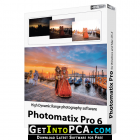 HDRsoft Photomatix Pro 6.2 Free Download Windows and macOS