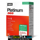 Nero Platinum 2020 Suite Free Download