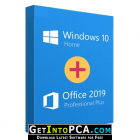 Windows 10 Pro with Office 2019 April 2020 Free Download