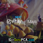 V-Ray Next 4 for Maya 2020 Free Download