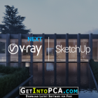 V-Ray Next 4 for SketchUp 2016-2020 Free Download