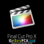 Apple Final Cut Pro X 10.4.8 Free Download
