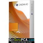 Maxon Cinema 4D Studio S22.118 Free Download