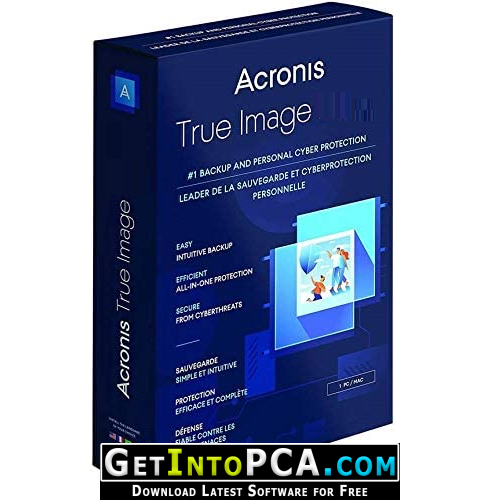 Acronis true image sign in