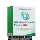 WonderFox HD Video Converter Factory Pro 18 Free Download