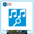 TriSun Duplicate MP3 Finder Plus 12 Free Download