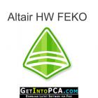 Altair HW FEKO 2021 Free Download
